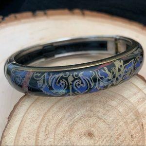 Beautiful Jewel toned Cuff Bracelet